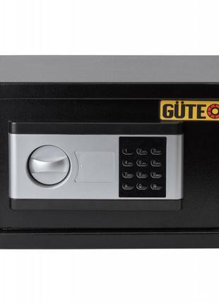 Сейф для денег Gute PN-20 с кодовым замком. Мебельный сейф