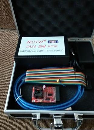 Программатор R270+ cas4 BDM V1.20