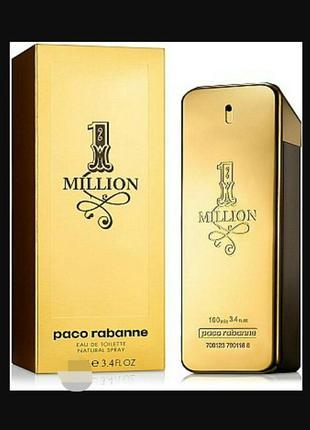 Paco rabanne 1 million туалетная вода 5 мл