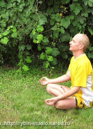 Медитация для бодрости и здоровья, спокойствия и уверенности.