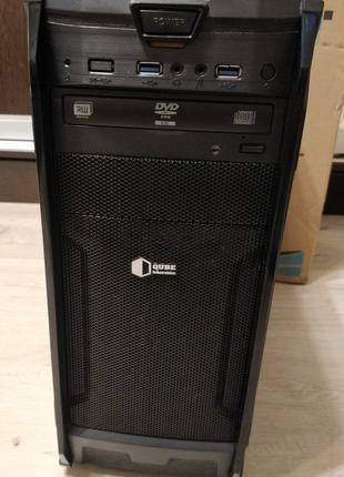 Продам компьютер (системный блок). core i5 /16 Gb Ram / SSD / HDD