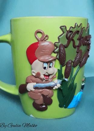 Чашка для охотника
