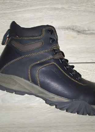 Зимние ботинки мужские для активного отдыха зимові чоловічі по...