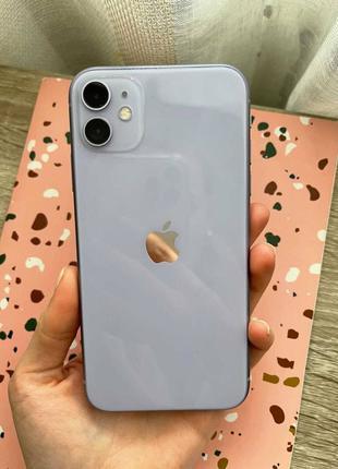 IPhone 11 Идеал + чехлы, полный комплект