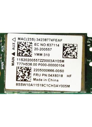 Wi-fi+BT модуль M.2 для Lenovo! Broadcom BCM943142Y (04X6018) ...