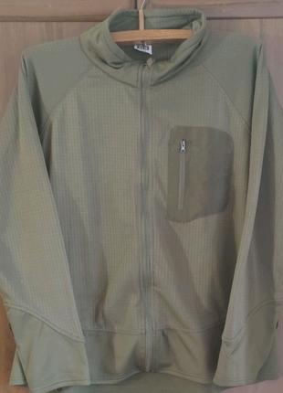 Тактическая термо рубашка MFH, олива, размер XXL