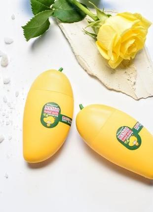 Защитный крем для рук bioaqua манго 50 мл
