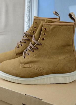 Dr. mаrtеns whiton 8-eye boot ботинки доктор мартинс оригинал