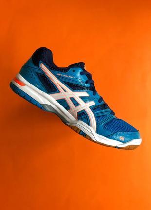 Волейбольные кроссовки asics gel-rocket оригинал 37.5