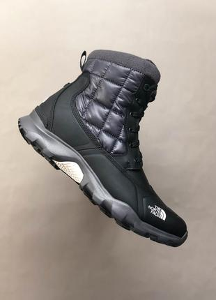 -10 % зимние ботинки the north face thermoball boot zipper