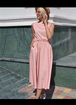 2019 Пляжное свободное женское платье.