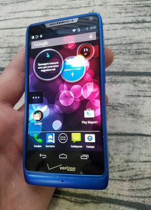 Смартфон Motorola Droid Razr M XT907