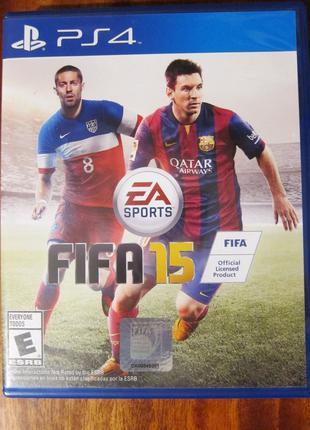 Игра на PS4 Fifa 15