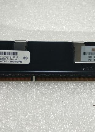 Серверная оперативная память 4gb Micron DDR3-1333Mhz PC3-10600...