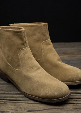 Женские замшевые ботинки andre р-41