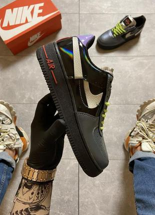 Nike air force 1 'vandalized iridescent'