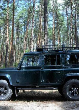 Прокат Land Rover Defende с водителем