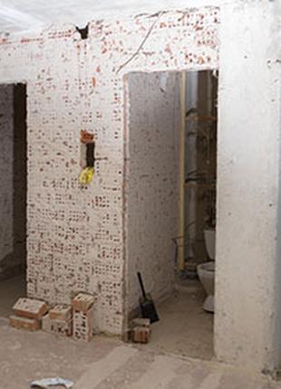 Ремонтно-строительные работы под ключ