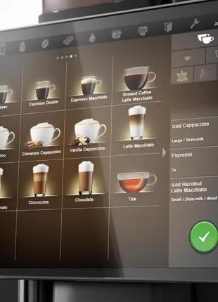 Ремонт и восстановление дисплеев и сенсорных экранов кофемашин