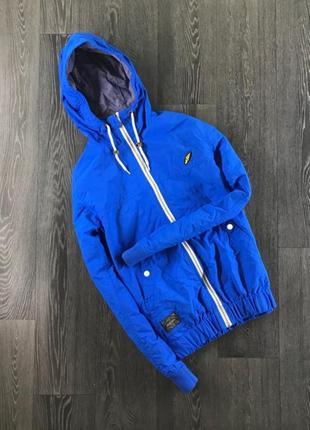 Ветровка с капюшоном, куртка весна-осень (3v62)