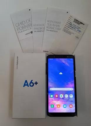Мобильный телефон Samsung Galaxy A6+ SM-A605 3/32GB Blue