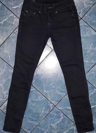 Классные джинсы скинни g-star