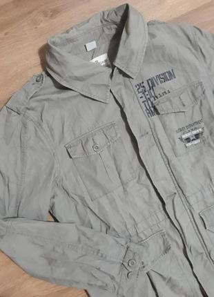 Легкая куртка /ветровка от john baner