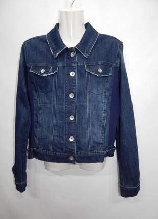 Куртка джинсовая женская Yessica Vintage, RUS р.50-52, EUR 42 ...