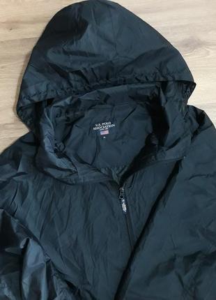 Очень классная ветровка/легкая куртка от u.s. polo assn