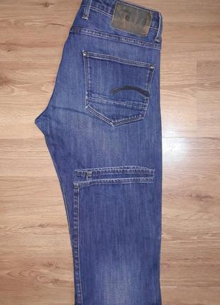 Классические джинсы от g-star