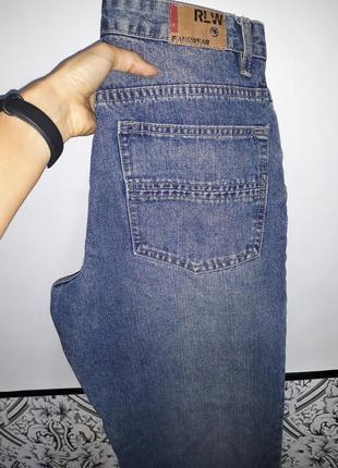 Классические джинсы robert lewis