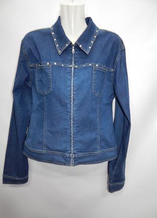 Куртка джинсовая женская ONLY RUS р.48-50, EUR 40 021DG