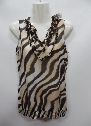 Блуза легкая фирменная женская ESPRIT 40-42 р.155бж