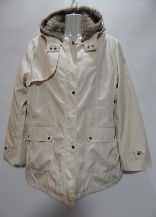 Куртка-ветровка женская демисезонная сток EXCLUSIVE р.50-52 051GK
