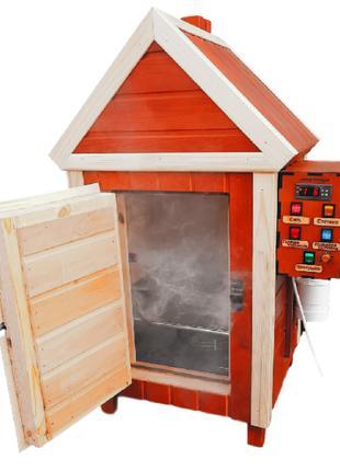 Коптильня для холодного и горячего копчения Прокоптим 125