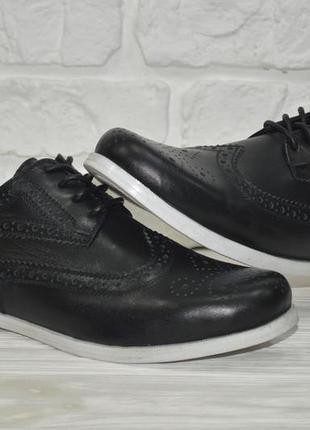 Мужские туфли, кожа, распродажа