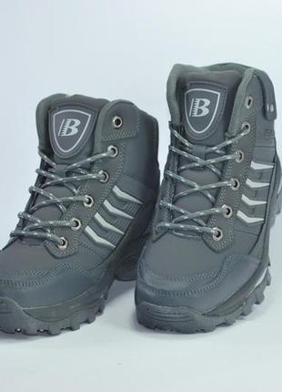 Зимние подростковые кроссовки, ботинки