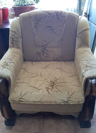 Продаётся раскладное кресло
