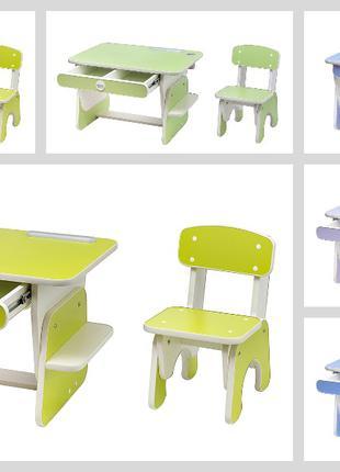 Детский Стол, растишка, парта, Стол и стул