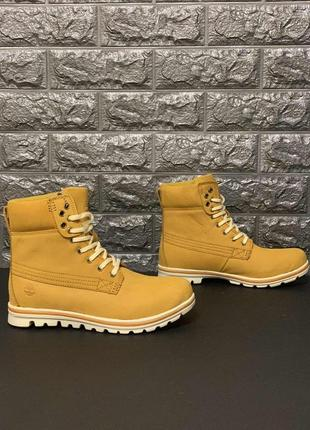 Женские зимние ботинки, натуральная кожа/мех,недорого