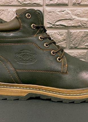 Мужские ботинки,зима