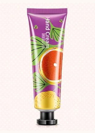 Крем для рук bioaqua grapefruit (грейпфрут)