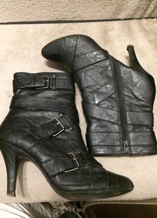 New look сапоги сапожки ботинки