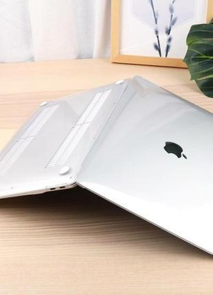 Прозрачные накладки для macbook