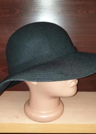 Шляпа шерстяная benetton