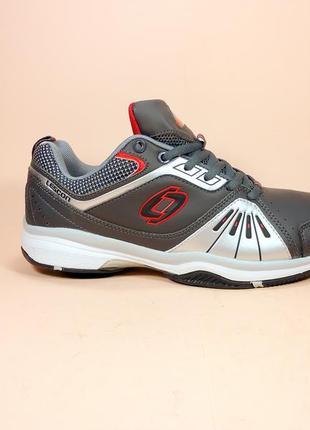Фирменные мужские кроссовки от бренда lescon, оригинал. размер...