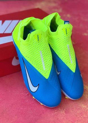 Бутсы Nike Phantom Vision 2 Elite Dynamic Fit FG