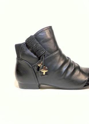 Ботинки-полусапожки женские демисезонные. размер 36-41.