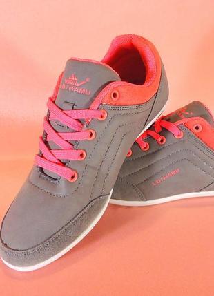 Женские, модные кроссовки. есть все размеры 36-41.