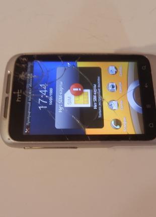 HTC Wildfire S №6579 на запчасти